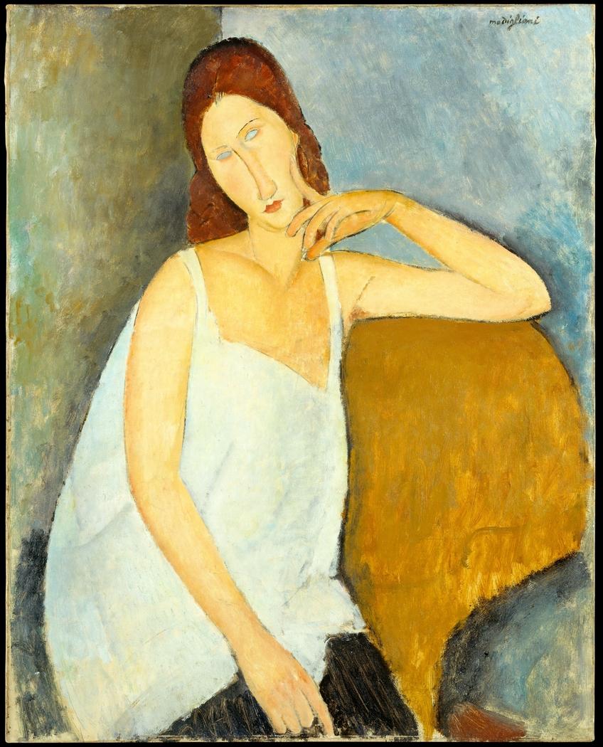 Jeanne Hébuterne (1898–1920)