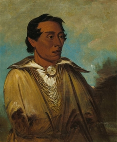 Kee-án-ne-kuk, Foremost Man, Chief of the Tribe