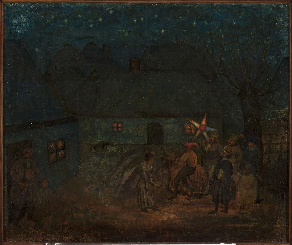 Kraków crib