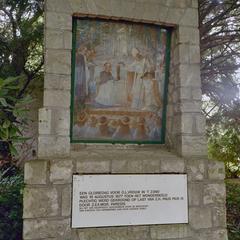 Kroning van het Mariabeeld