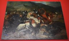 La bataille de Baugé - 22 mars 1421