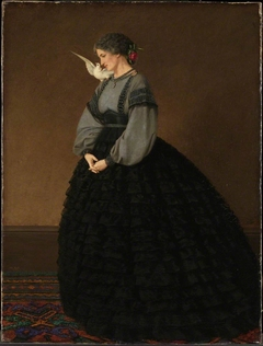 Lady with a Dove: Madame Loeser