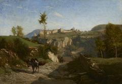 Landscape near Crmieu