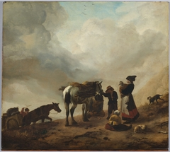 Landscape with Wood Gatherers
