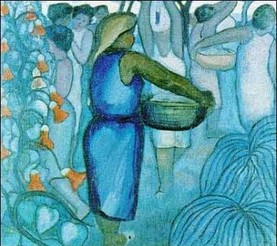 Lavanderas - Washerwomen