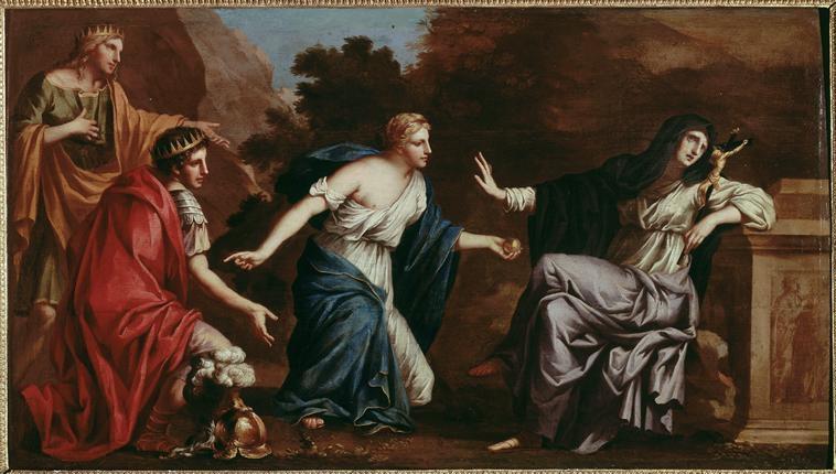Le renoncement de Louise de la Vallière