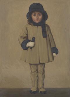 Lilian (Portrait of a Child)