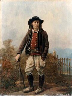 Man from Châteauneuf-du-Faou