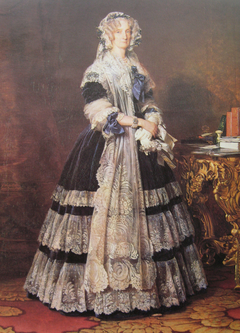 Maria Amalia of the Two Sicilies, Queen of the French
