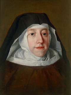 Maria Anna Caroline of Baviera (1696-1750) as nun