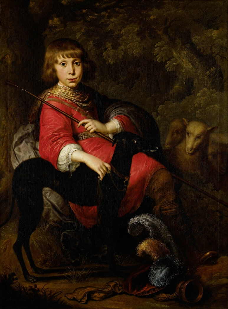 Martinus Alewijn (1634-84). Sun od Abraham Alewijn and Geertruid Hooftman