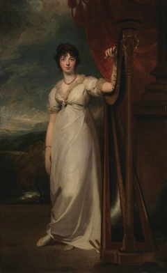 Miss Laura Dorothea Ross (Mrs Francis Robertson)
