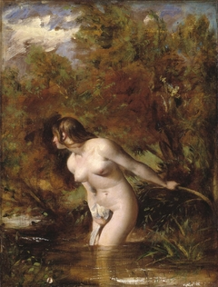 Musidora: The Bather 'At the Doubtful Breeze Alarmed'