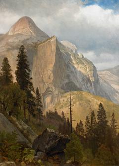 North Dome, Yosemite Valley