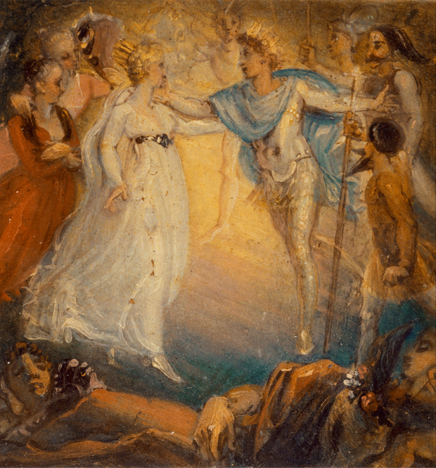 an analysis of scene two act three of shakespeares a midsummer nights dream In a midsummer night's dream the scene in act v clearly echoes shakespeare richter, n l (2010) a midsummer night's dream: imagination, romantic.
