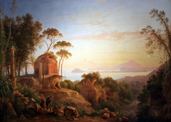 On the Gulf of Naples
