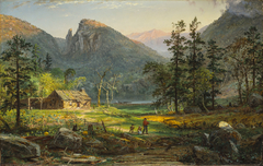 Pioneer's Home, Eagle Cliff, White Mountains