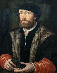 Portrait d'Antoine Perrenot de Granvelle