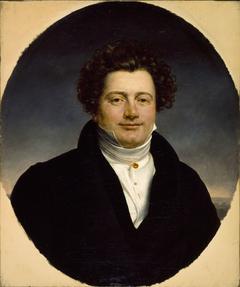 Portrait de Bernard-Léon (1784-1856), acteur et directeur des théâtres du Vaudeville et de la Gaîté
