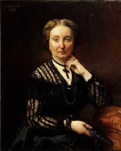 Portrait de femme (P2688)