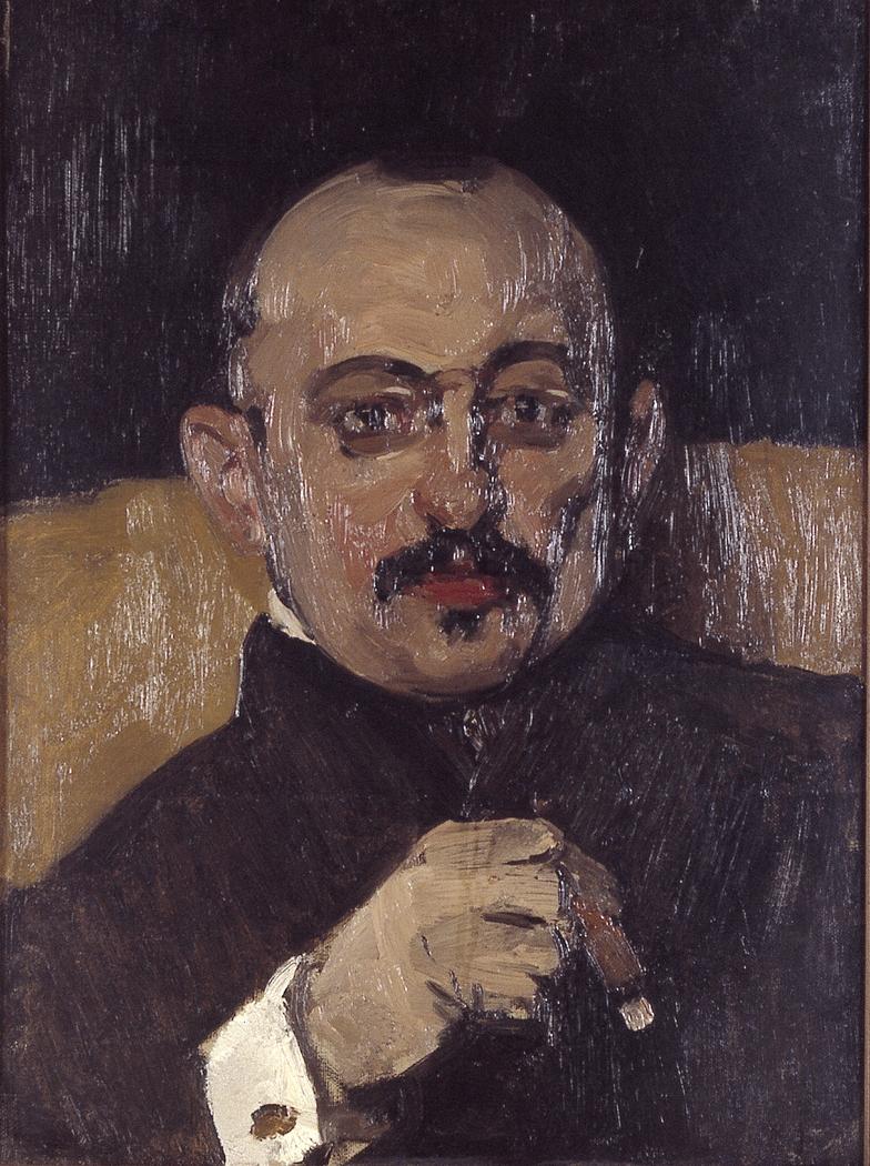 Portrait du Dr. M. Mendes da Costa