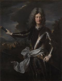 Portrait du maréchal Charles-Auguste Goyon de Matignon, comte de Gacé
