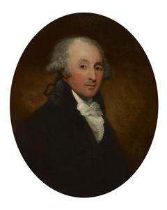 Portrait of a Gentleman (possibly Sir Jonah Barrington)