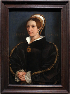 Portrait of a Lady, probably a Member of the Cromwell Family