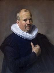 Portrait of a man