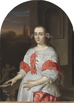 Portrait of a Twenty-Five-Year Old Woman