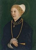 Portrait of a Woman (Anna Fugger?)