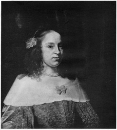 Portrait of a Young Woman with Ringlets