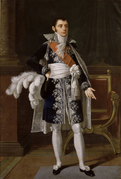 Portrait of Anne-Jean-Marie-René Savary, Duke of Rovigo (1774-1833)