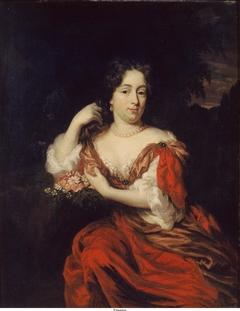 Portrait of Catharina Dierquens