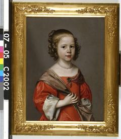 Portrait of Christina Pompe van Slingelandt
