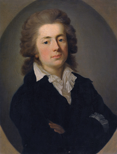 Portrait of Count Jan Potocki.
