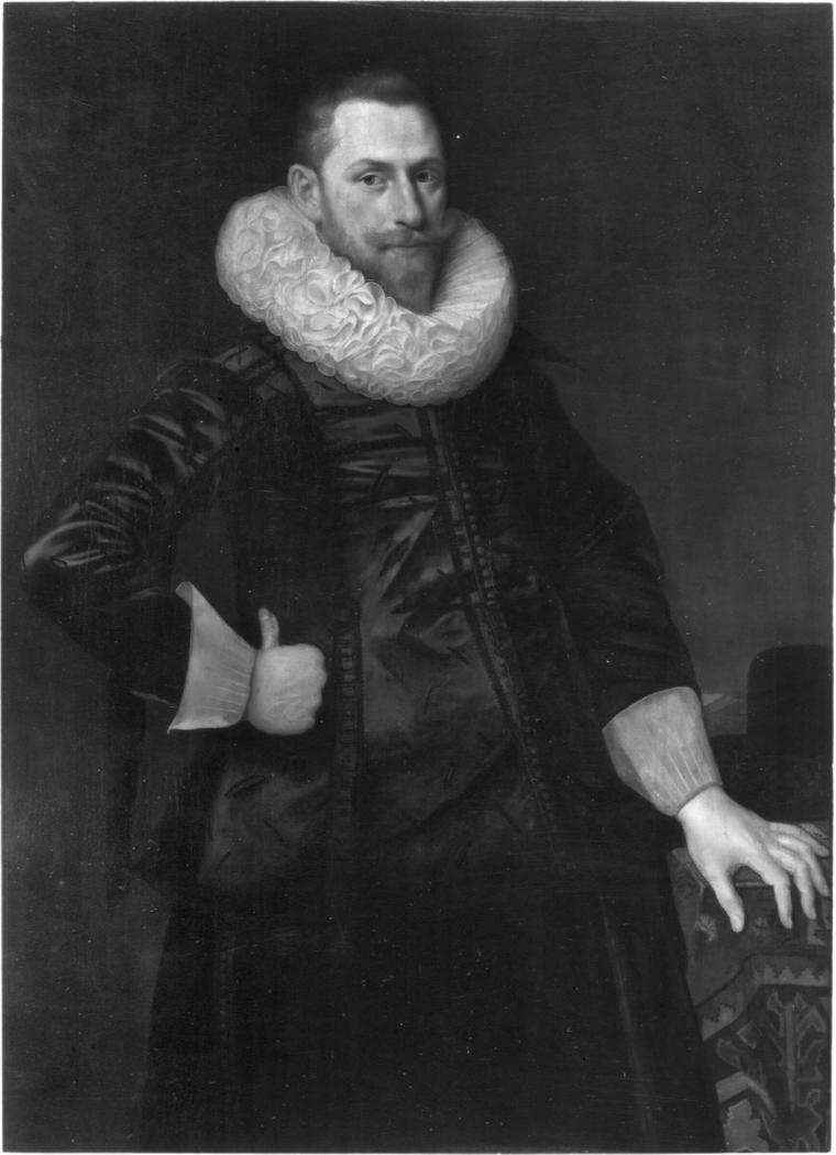 Portrait of Dirck Corver (1587-1633)