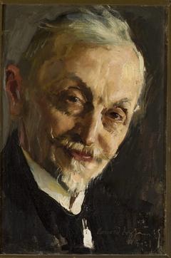 Portrait of doctor Kazimierz Mazaraki