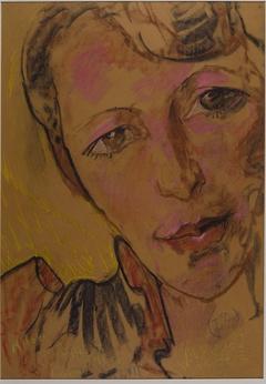 Portrait of Eugenia Wyszomirska-Kuźnicka
