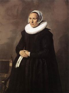 Portrait of Feyntje van Steenkiste