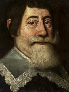 Portrait of Francisco de Andrade Leitão.