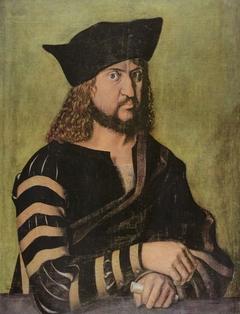Portrait of Frederick III of Saxony