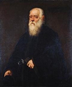 Portrait of Girolamo Pozzo