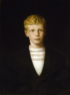 Portrait of J.P.G. Hulshoff Pol