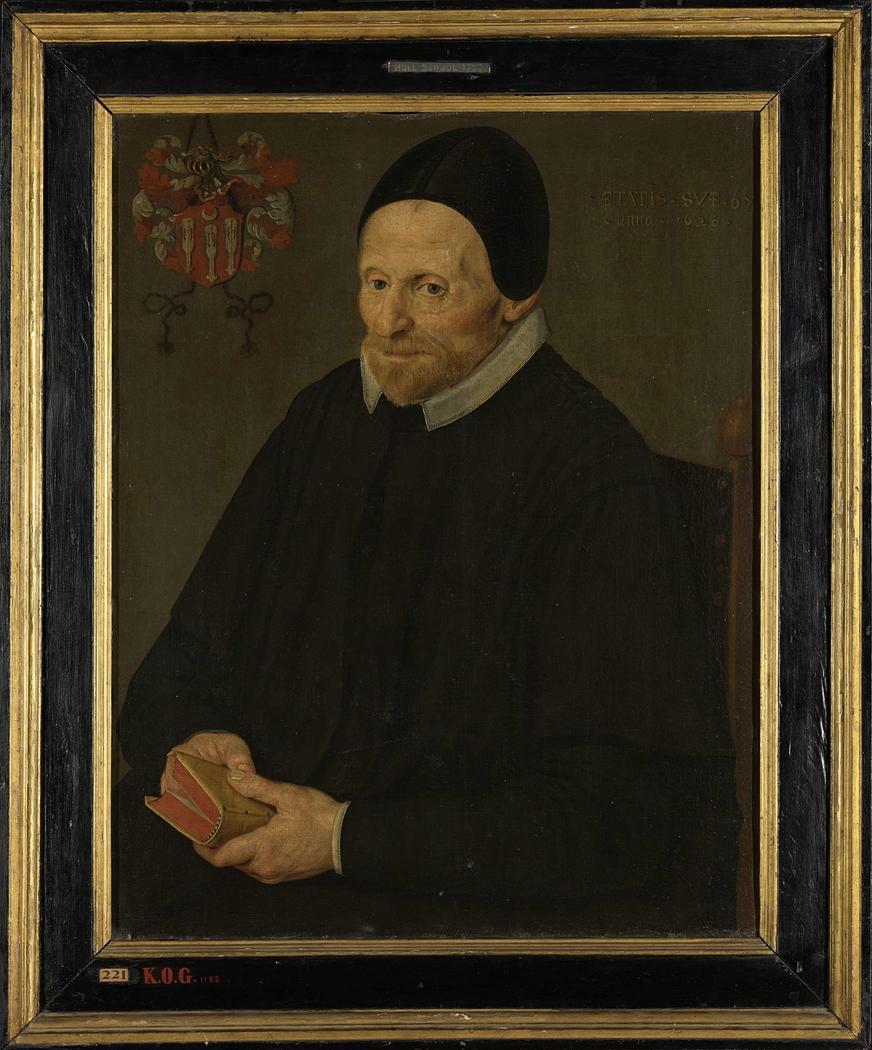 Portrait of Jacob Hendricksz. van Swieten, formerly entitled Dirck Hendricksz van Swieten