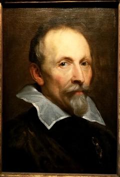 Portrait of Jan Woverius
