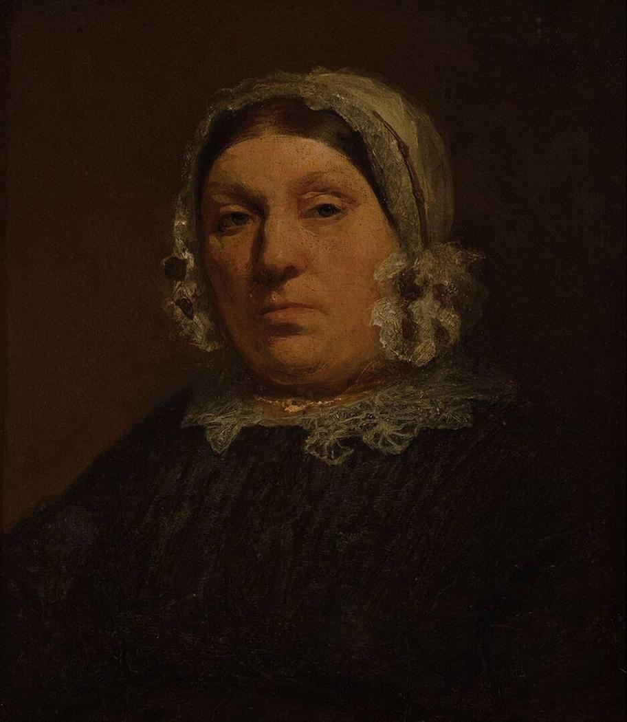 Portrait of Johanna Martina Berendes-Schmidt