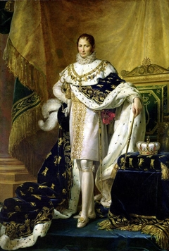 Portrait of Joseph, King of Spain