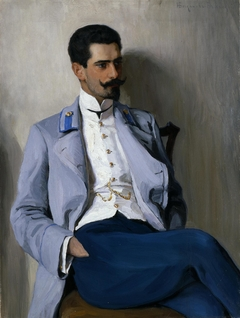 Portrait of K. A. Gorchakov