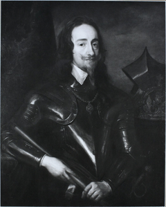 Portrait of King Charles I of England (1600-1649)